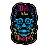 Day of the Dead Decorations Day of the Dead Sign Cutouts Image