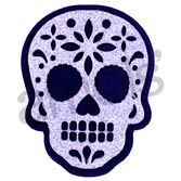 Day of the Dead Favors & Prizes Day of the Dead Skull Magnet Image