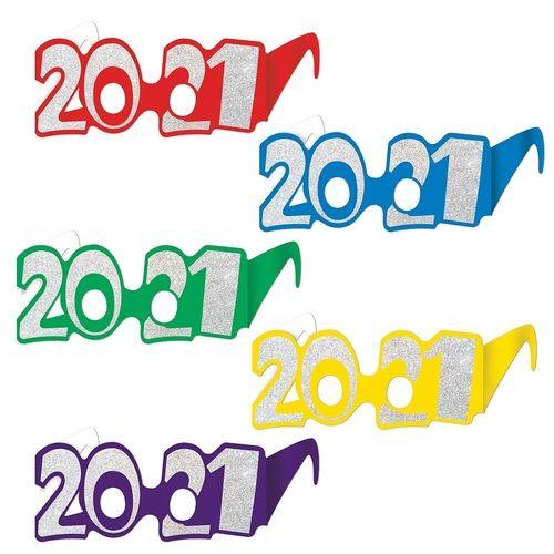 2021 Glittered Glasses (Each)