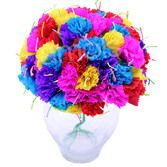 Cinco de Mayo Decorations Carnations (Claveles) Image