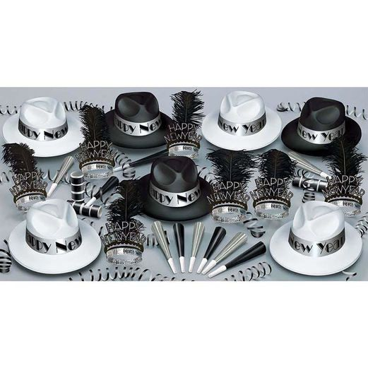 New Years Party Kits Chicago Swing for 10 Image