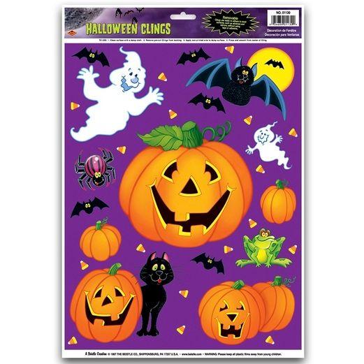 Pumpkin Patch Clings