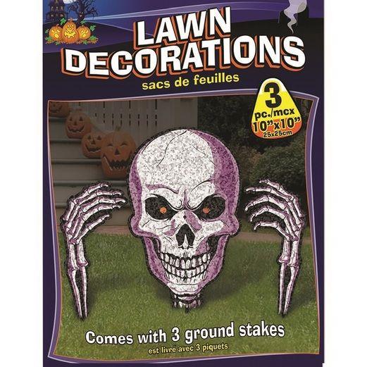 Ground Breaker Skeleton