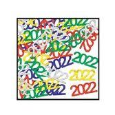 Confetti 2022 Metallic Confetti Image