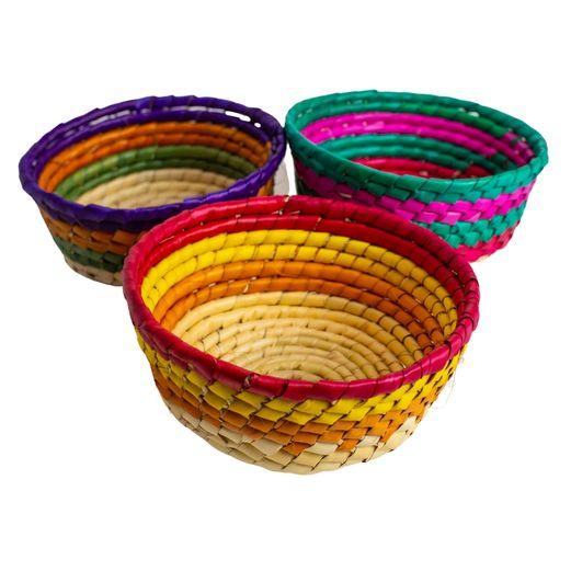 Candy Palm Basket