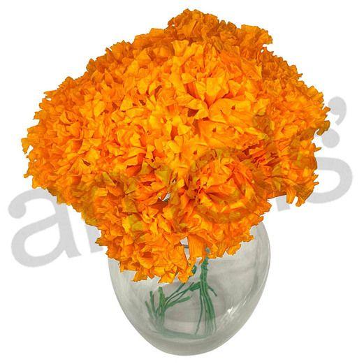 Marigold Flowers Bunch of 10